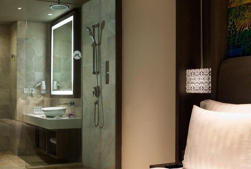 Grand Mercure Kemayoran Jakarta - Kamar Deluks, 1 tempat tidur king Regular Plan