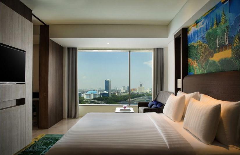 Grand Mercure Kemayoran Jakarta - Suite Bisnis, 1 tempat tidur king Regular Plan