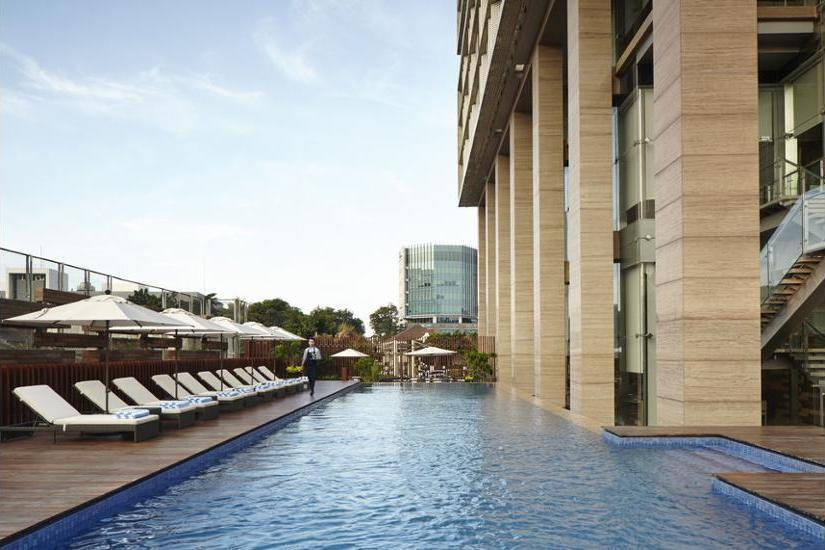 Fraser Residence Menteng - Outdoor Pool