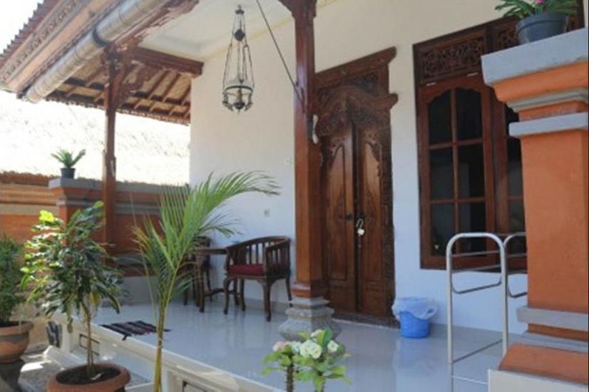 Karma House Ubud - Terrace/Patio