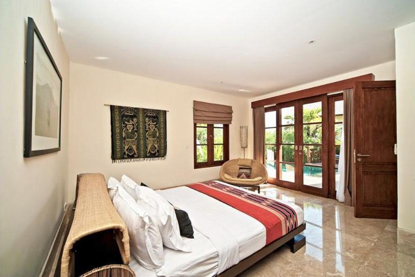 Ungasan Beach Villas Bali - Guestroom