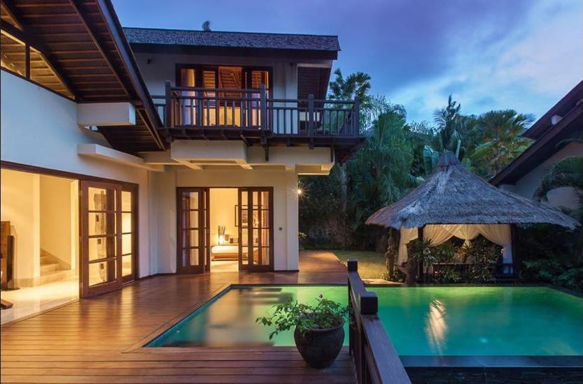 Ungasan Beach Villas Bali - Terrace/Patio