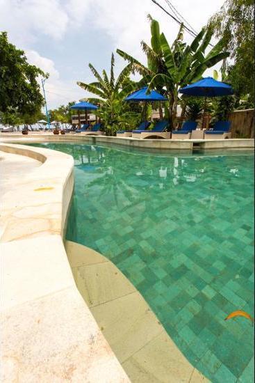 Gili Teak Resort Lombok - Restaurant