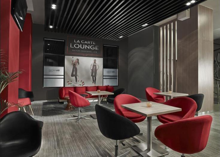 ibis Cawang Jakarta - Hotel Lounge