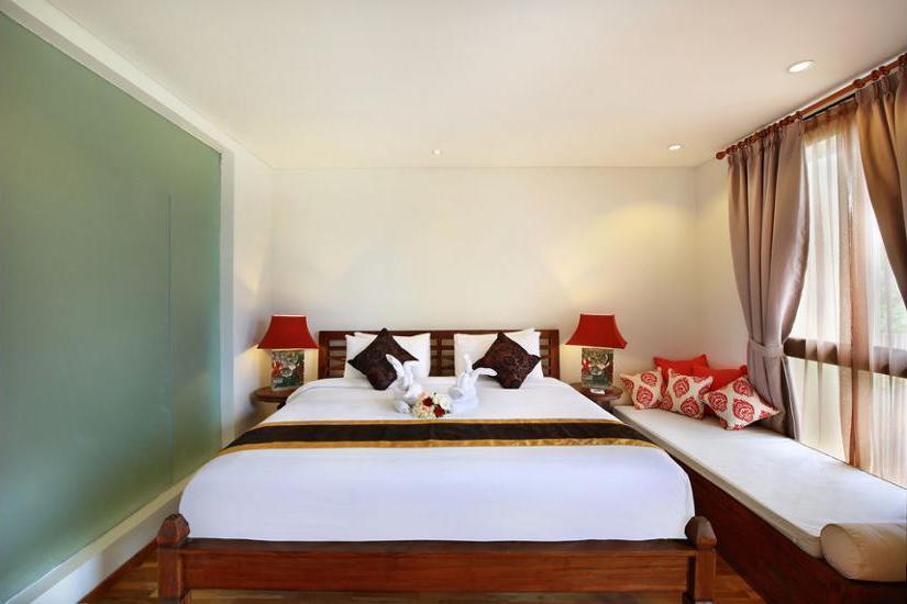 Kamajaya Villas Bali Bali - Vila, 2 kamar tidur, kolam renang pribadi Regular Plan