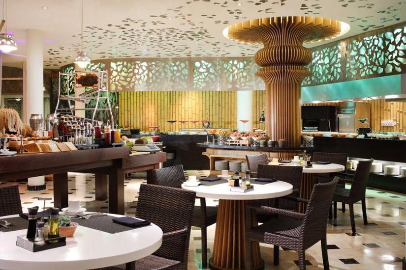 Le Meridien Bali Jimbaran - Restaurant