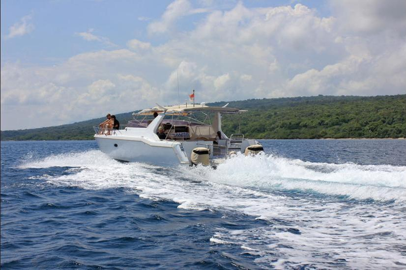 Bangsring Breeze Banyuwangi - Boating