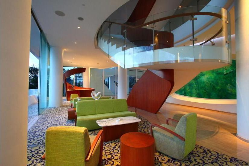 Sensa Hotel Bandung - Lobby Lounge