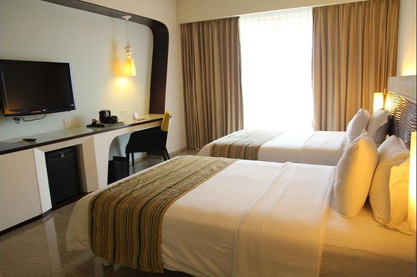 Sensa Hotel Bandung - Exterior