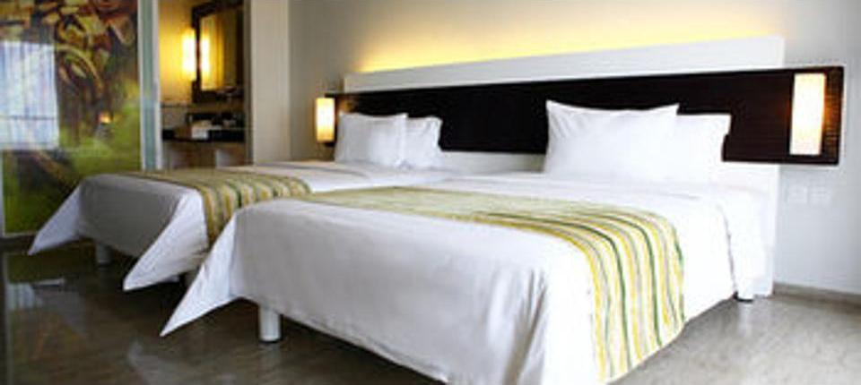 Sensa Hotel Bandung - Kamar Twin Superior Regular Plan