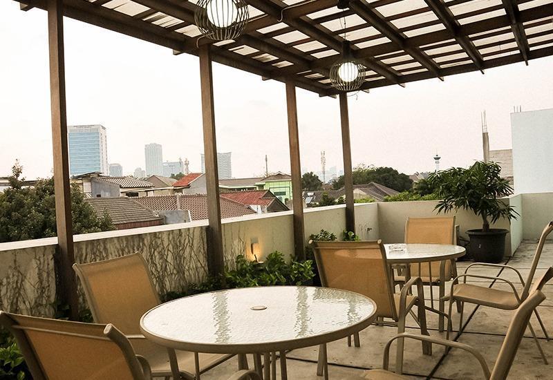 LeGreen Suite Poso Jakarta - Pemandangan