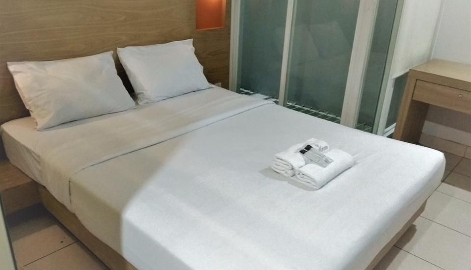 LeGreen Suite Poso Jakarta - BED
