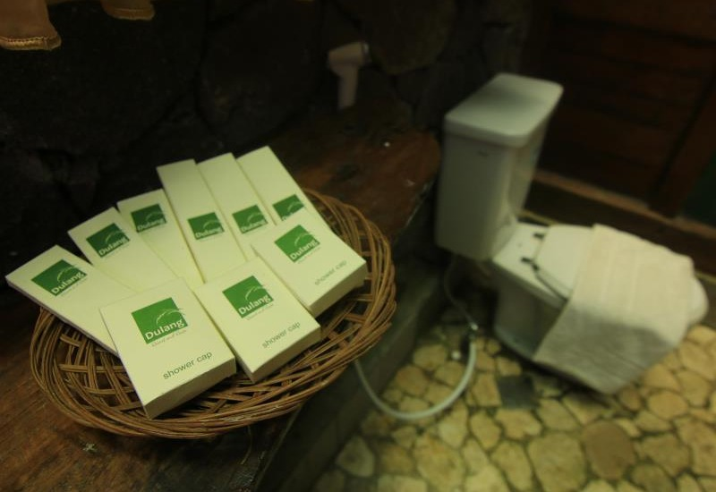 Dulang Resort and Resto Bandung - Bahtroom Amenities