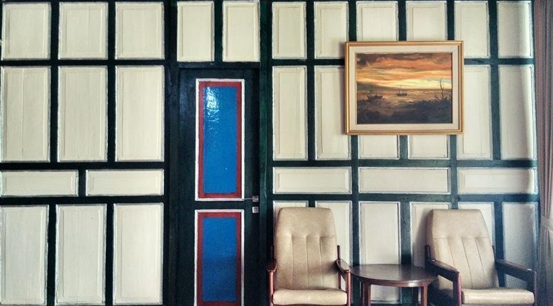 Dulang Resort and Resto Bandung - Ruang tamu