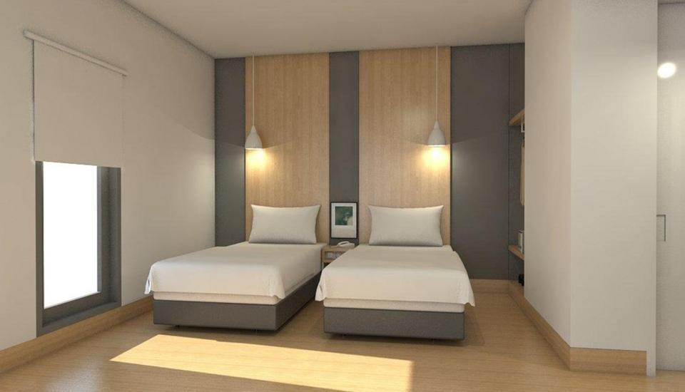 Citradream Hotel Semarang - Superior Room Twin