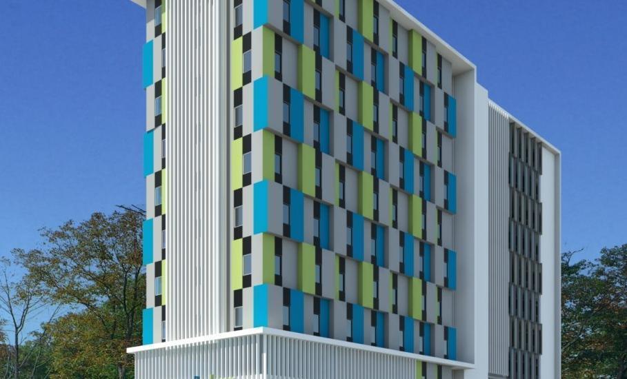 Citradream Hotel Semarang - Exterior