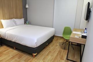 Citradream Hotel Semarang - Kamar tidur