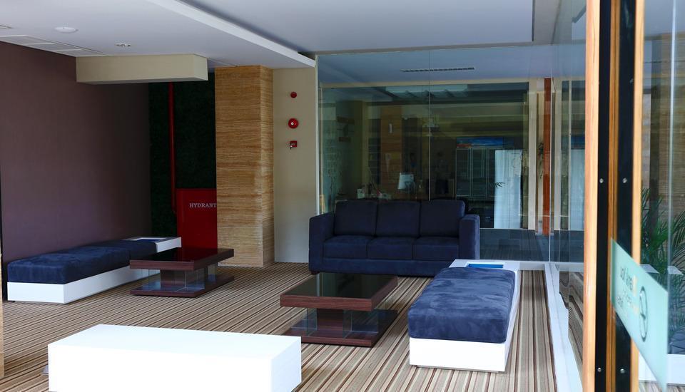 Citihub Hotel Kediri - Lobby