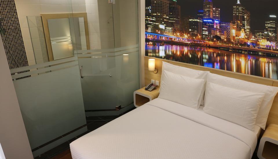 Citihub Hotel Kediri - Nano Room