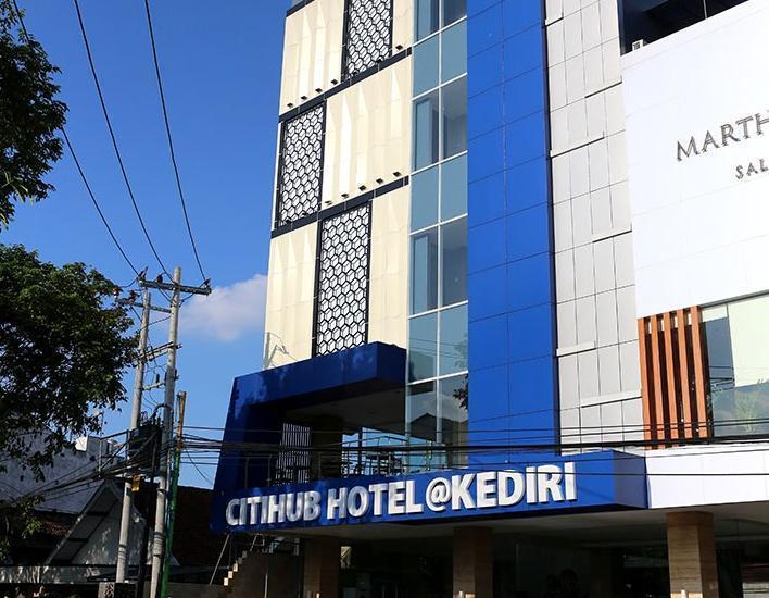 Citihub Hotel Kediri - Facade