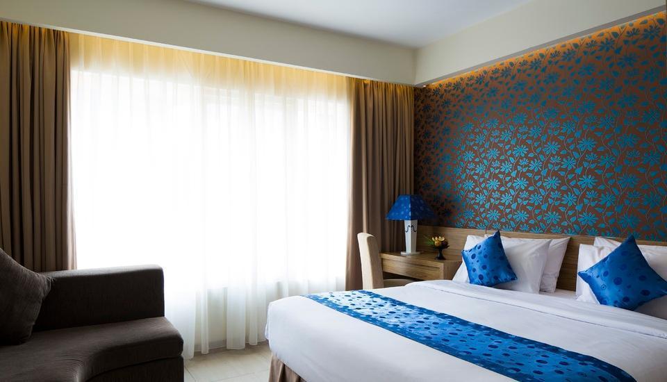 Natya Hotel Bali - DELUXE ROOM WITH BREAKFAST Last Minutes 30% Off