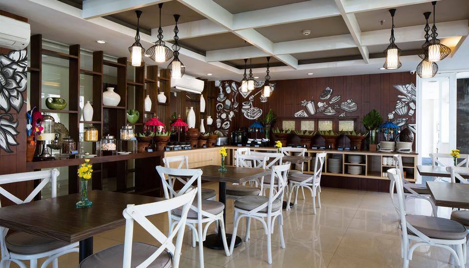 Natya Hotel Bali - Natys Restaurant