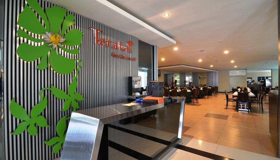 Savana Hotel Malang - Restoran