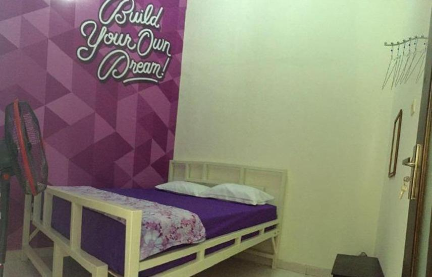 Golden Park Homestay Syariah Malang - Standard Room Regular Plan