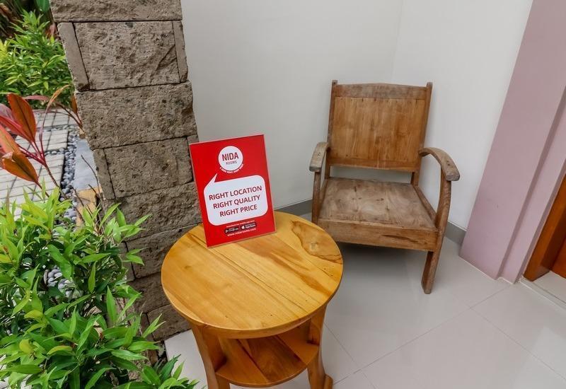 NIDA Rooms Tambak Sari 29 Denpasar Bali - Ruang tamu