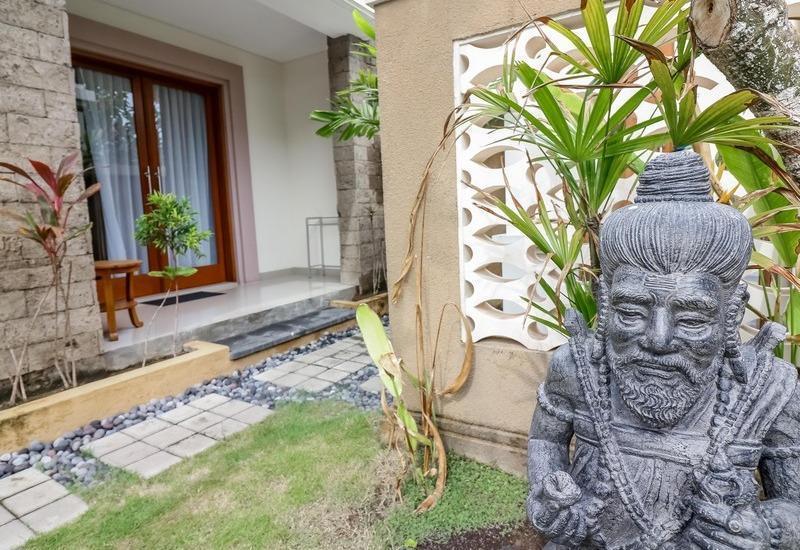 NIDA Rooms Tambak Sari 29 Denpasar Bali - Pemandangan Area