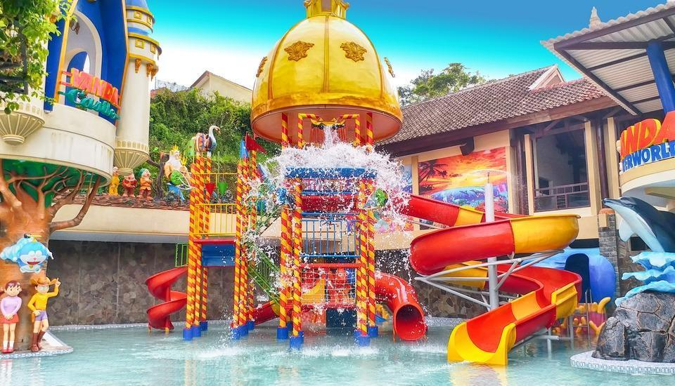 Hotel Vanda Gardenia Trawas - Vanda Waterpark
