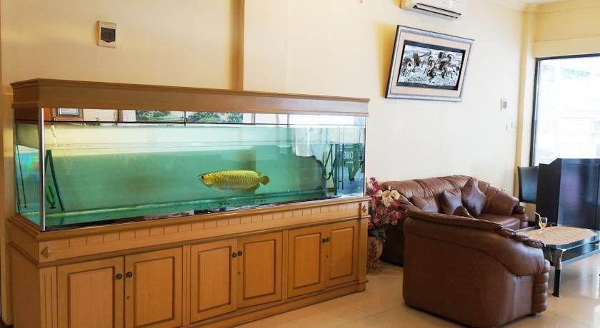 Graha Sriwijaya Hotel Palembang - Lobi