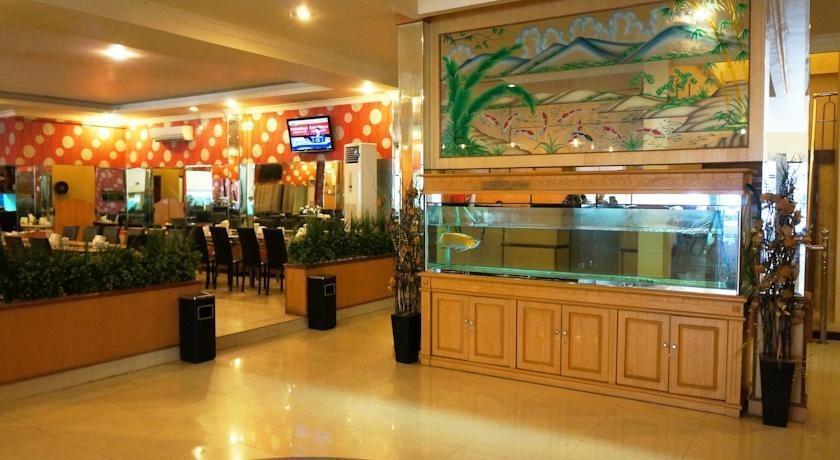 Graha Sriwijaya Hotel Palembang - Restoran