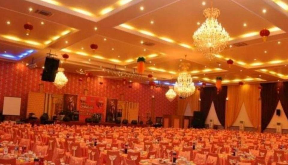 Graha Sriwijaya Hotel Palembang - Ballroom