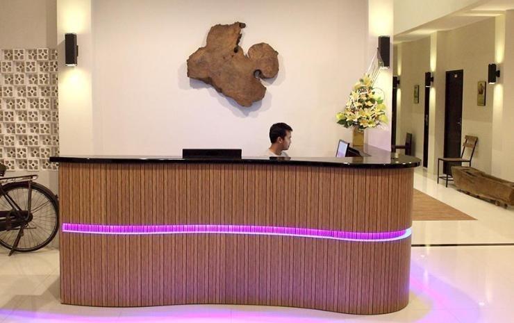 Hotel Pantes Semarang by IHM Semarang - Resepsionis