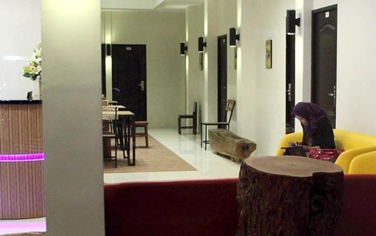 Hotel Pantes Semarang by IHM Semarang - Lobi