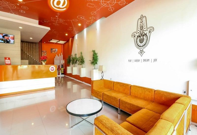 NIDA Rooms Pelta Raya 78 Makassar - Lobi