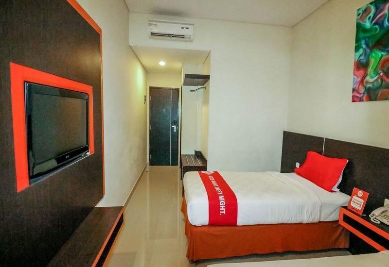 NIDA Rooms Pelta Raya 78 Makassar - Kamar tamu