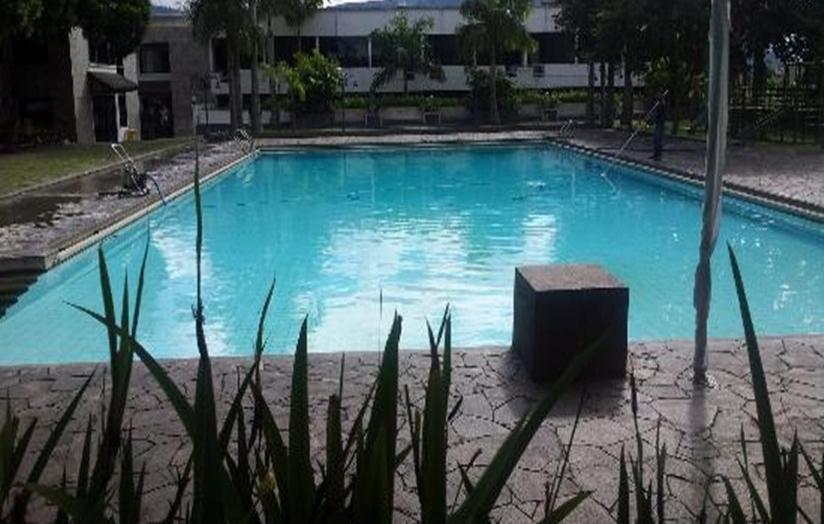 Grand Hotel Lembang - Swimming Pool