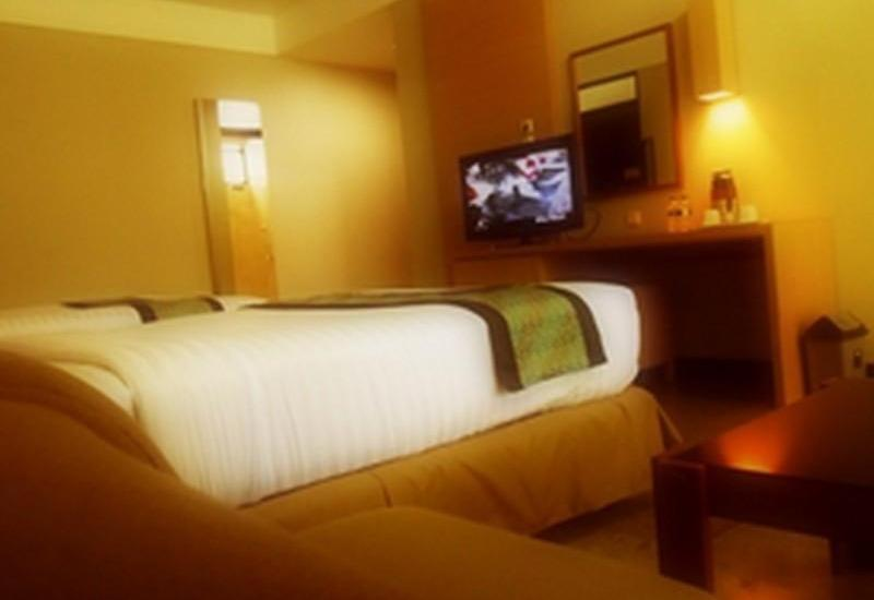 Grand Hotel Lembang - Deluxe Room With Breakfast Regular Plan