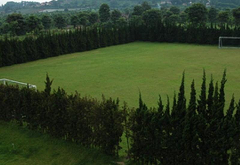 Grand Hotel Lembang - Hotel Field