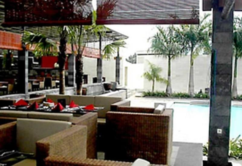 Grand Hotel Lembang - Lounge