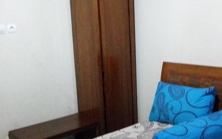Seroja Kostel Kusuma Yogyakarta - Kamar tidur