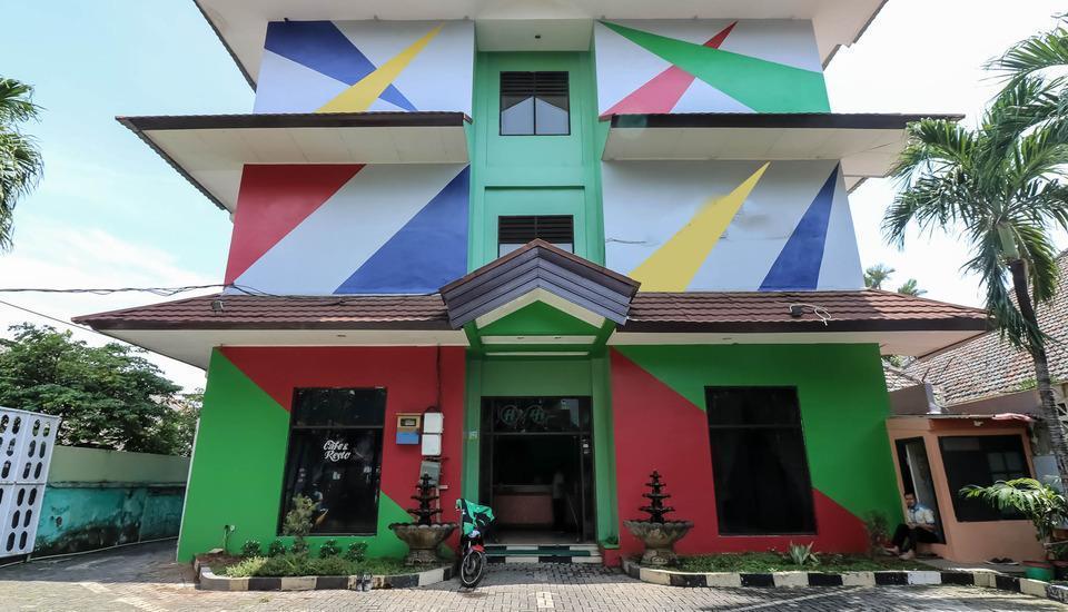 NIDA Rooms Kaji 44 Central Jakarta - Eksterior