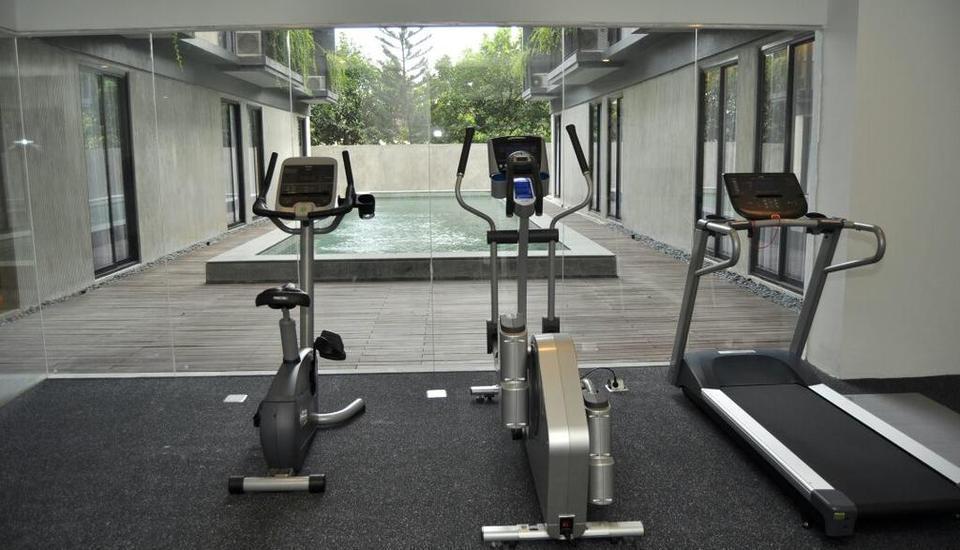 Park 5 Simatupang Cilandak - Pusat Fitnes