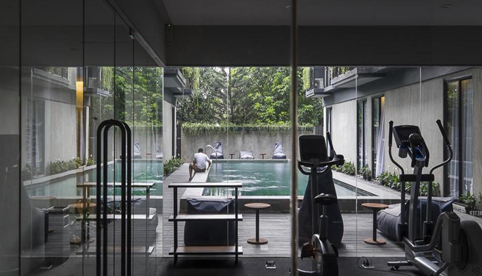 Park 5 Simatupang Cilandak - gym