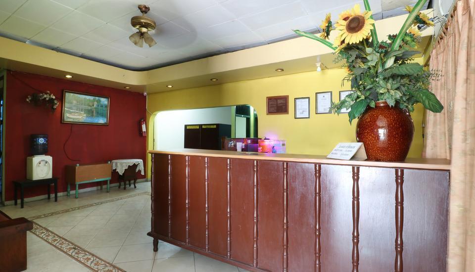 Wisma Riau Lancang Kuning Jakarta - Reception