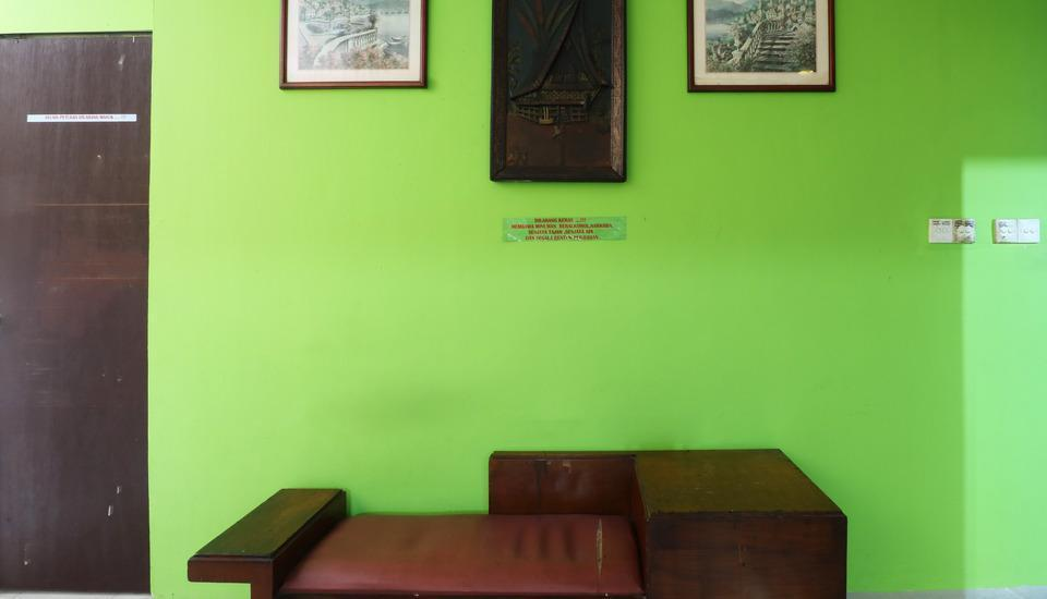 Wisma Riau Lancang Kuning Jakarta - lobby