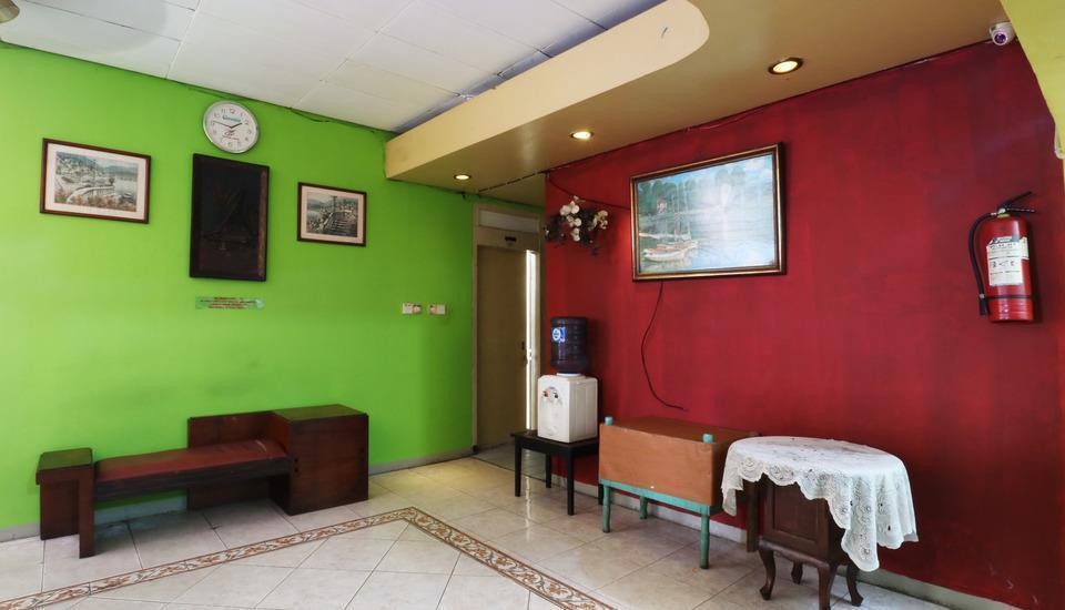 Wisma Riau Lancang Kuning Jakarta - lobby 2