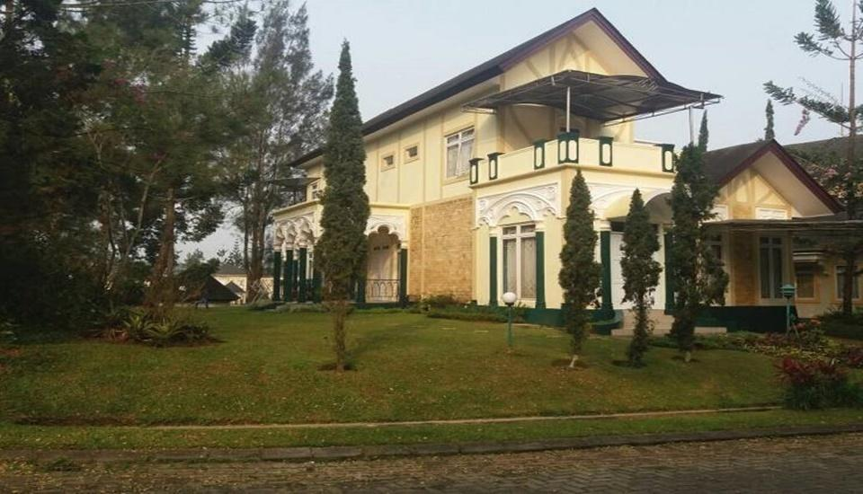 Villa Kota Bunga Magnolia
